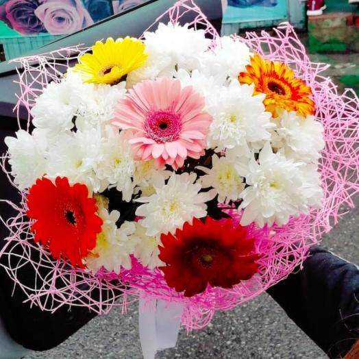 Классика 4: букеты цветов на заказ Flowwow