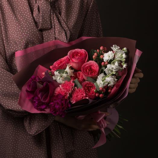 """Букет """"Август"""": букеты цветов на заказ Flowwow"""