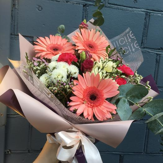 Букет»Романтика»: букеты цветов на заказ Flowwow