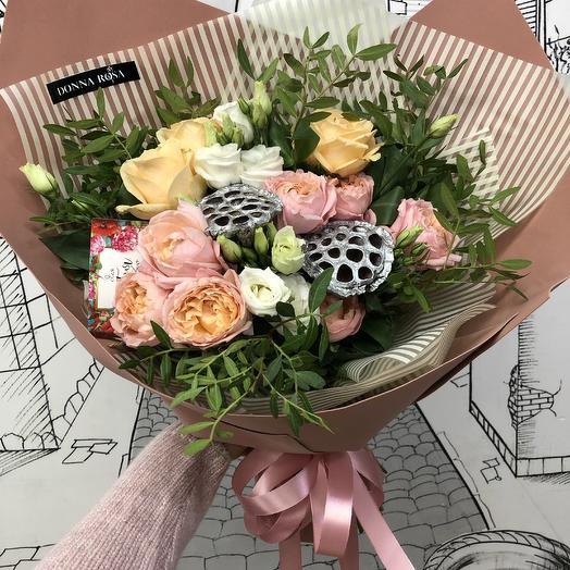 Космик: букеты цветов на заказ Flowwow