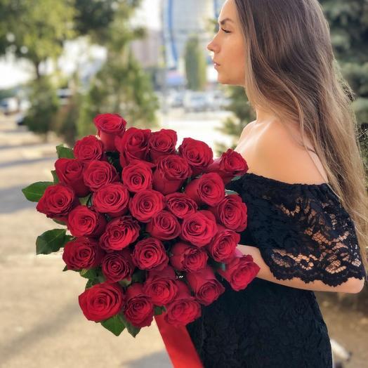 Мон Амур: букеты цветов на заказ Flowwow