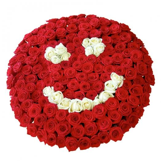 Весельчак: букеты цветов на заказ Flowwow