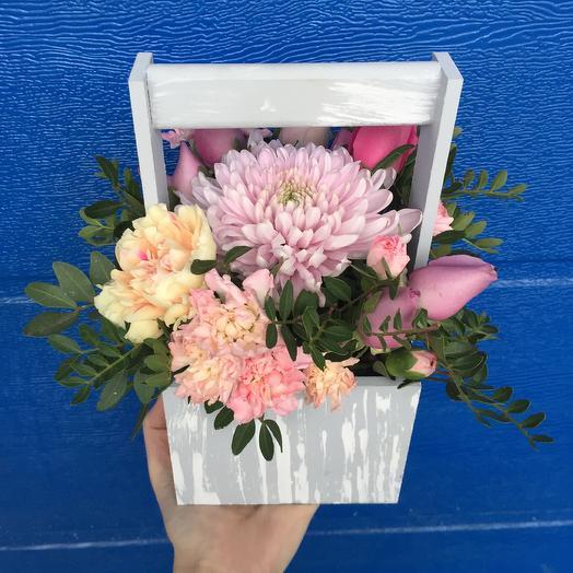 Романтичный день: букеты цветов на заказ Flowwow