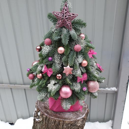 Ёлочка новогодняя