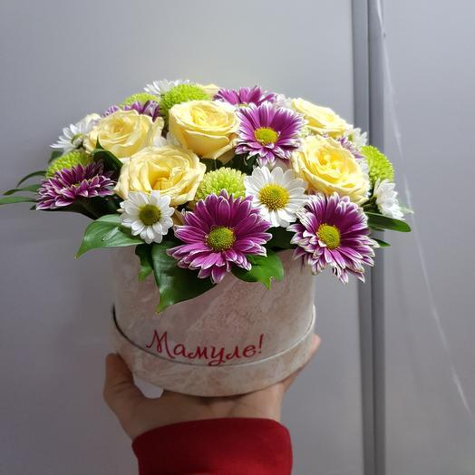 Мамуле1: букеты цветов на заказ Flowwow