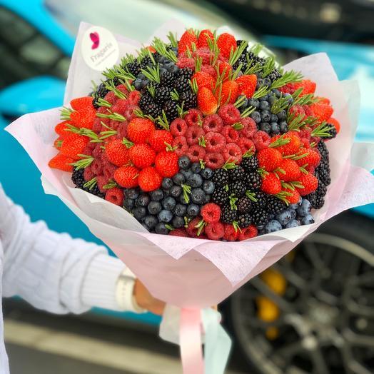 Ягодная поляна: букеты цветов на заказ Flowwow