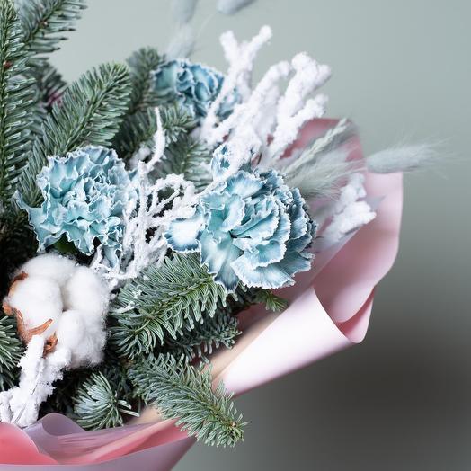 Новогоднее желание: букеты цветов на заказ Flowwow