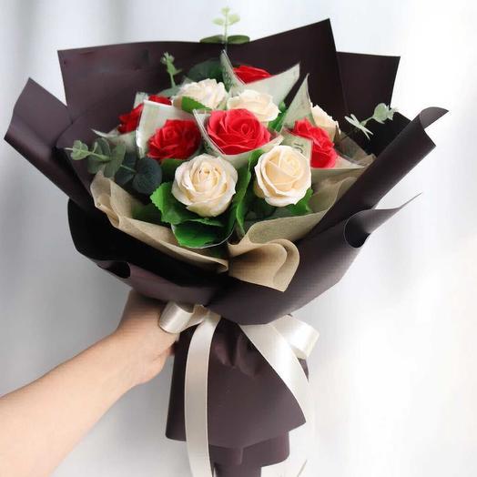 Чувства и нежность: букеты цветов на заказ Flowwow