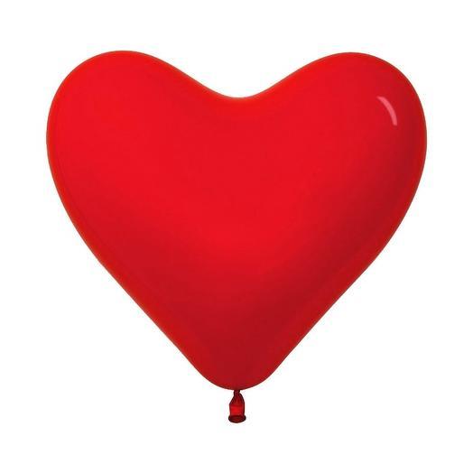 Шар воздушный сердце: букеты цветов на заказ Flowwow