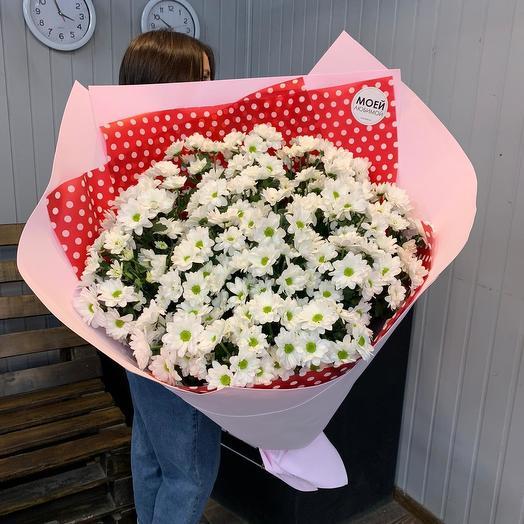 """Букет Ромашек """"Моей любимой"""": букеты цветов на заказ Flowwow"""