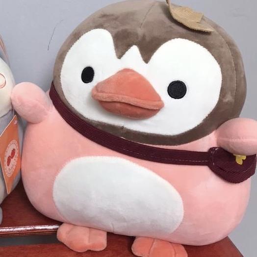 Милый пингвин