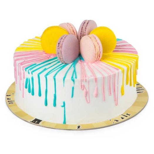 Cake Gamma