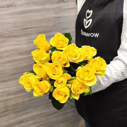 ✅ Букет Пенни лейн 15 роз