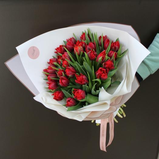 31 пионовидный тюльпан ️