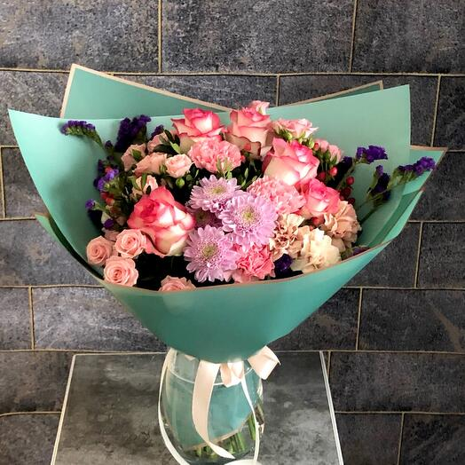 Букет Роза Джумилия «Искренне Ваш «