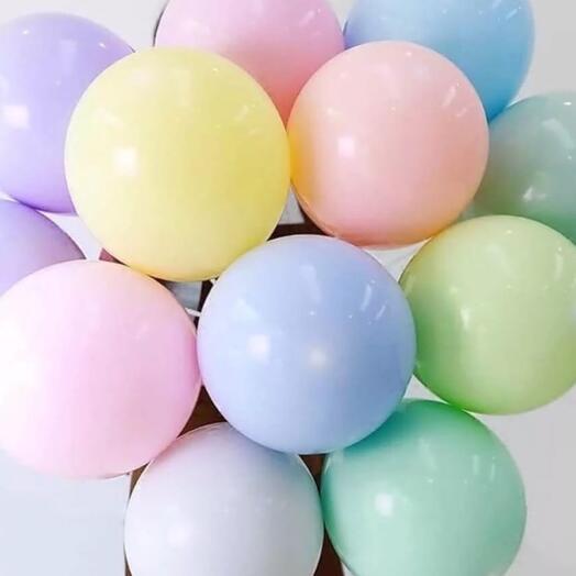 Нежная тучка из 11 шаров