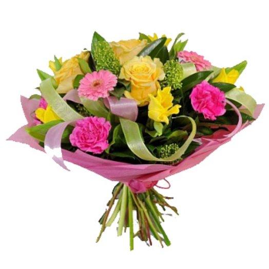 БЦ-160156 Летнее настроение: букеты цветов на заказ Flowwow