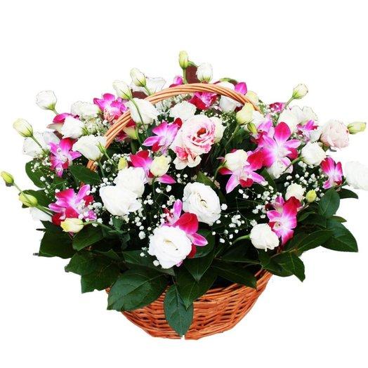 Огонь и лед: букеты цветов на заказ Flowwow