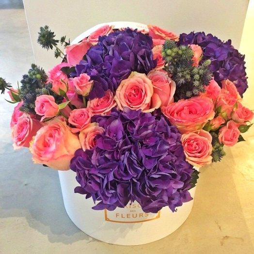 Букет 58: букеты цветов на заказ Flowwow