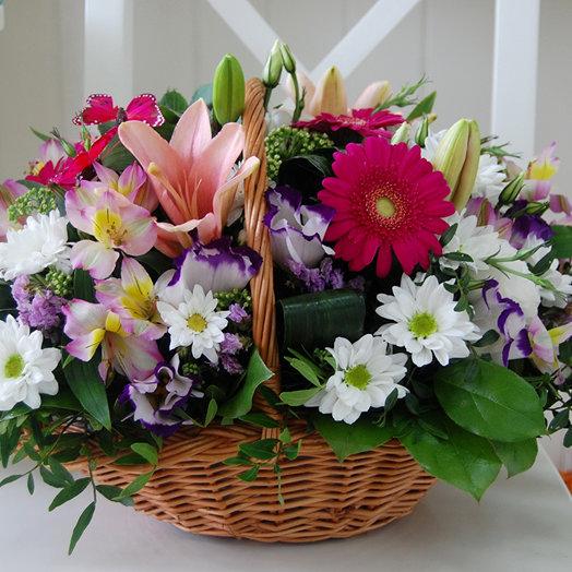 Корзина     Глория: букеты цветов на заказ Flowwow