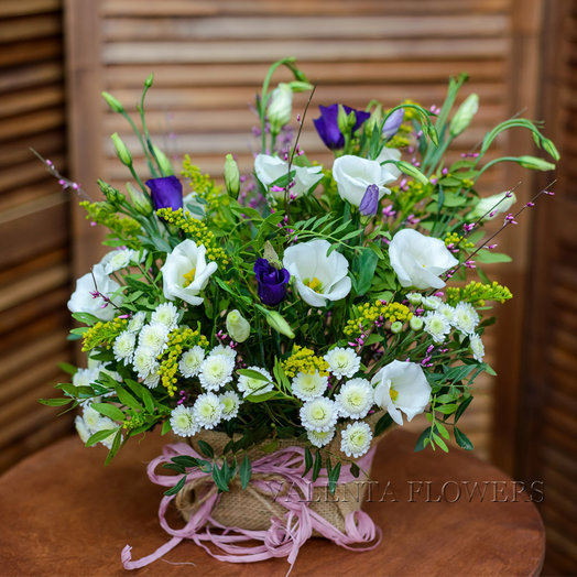 """""""Прованс"""": букеты цветов на заказ Flowwow"""