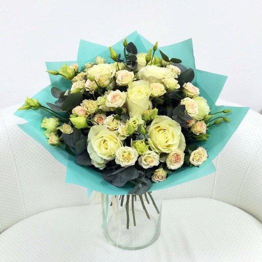 """Букет """"Нежный поцелуй"""": букеты цветов на заказ Flowwow"""