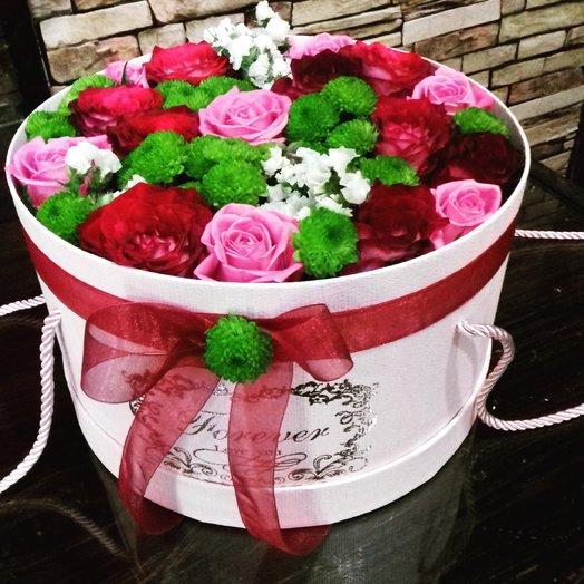 Forever...: букеты цветов на заказ Flowwow