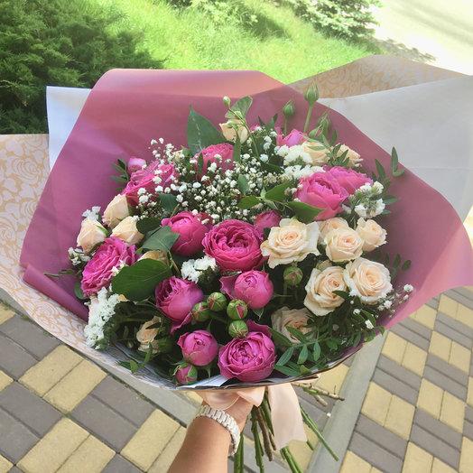 Букет «Лолита»: букеты цветов на заказ Flowwow