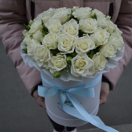 White Soul: букеты цветов на заказ Flowwow