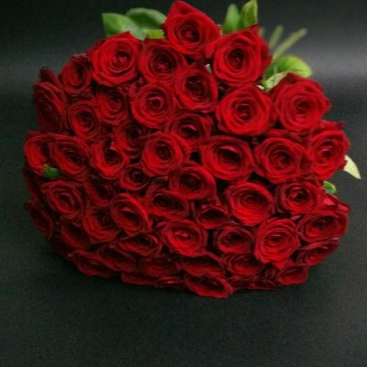 """ Страсть "": букеты цветов на заказ Flowwow"