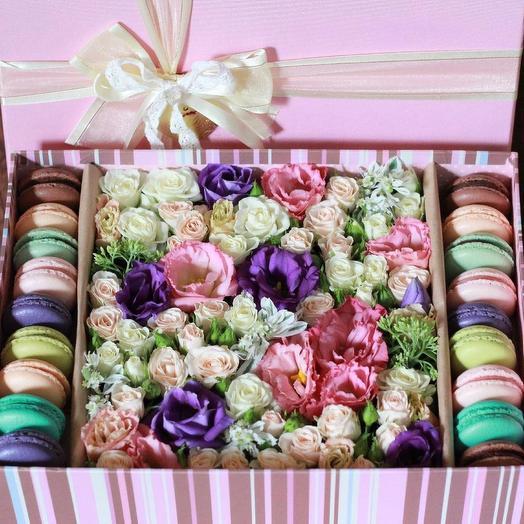 Дивный сад: букеты цветов на заказ Flowwow