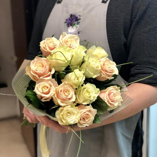 Букет Лондон: букеты цветов на заказ Flowwow
