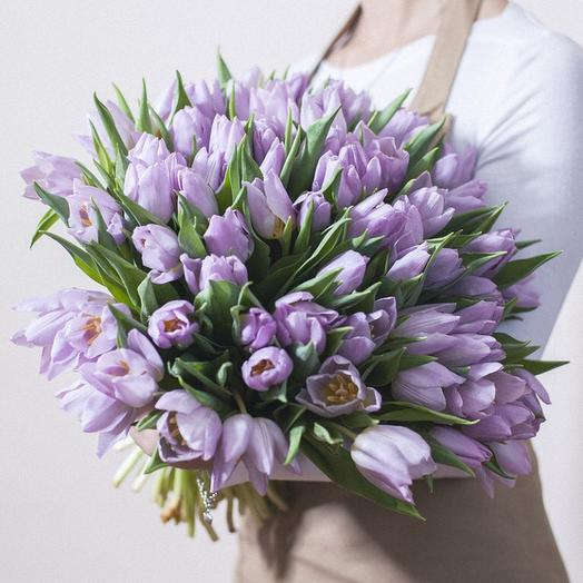 Черника в йогурте: букеты цветов на заказ Flowwow