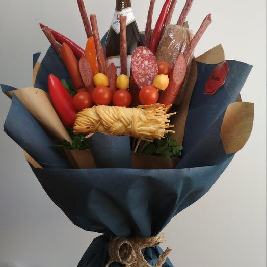 "Букет ""Ассорти"": букеты цветов на заказ Flowwow"