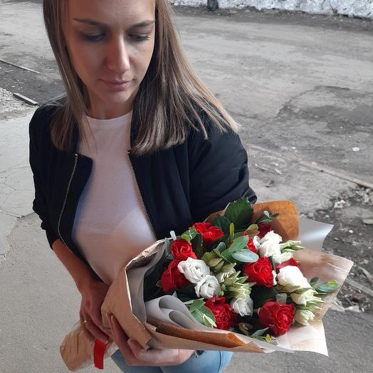Очарование Z7: букеты цветов на заказ Flowwow