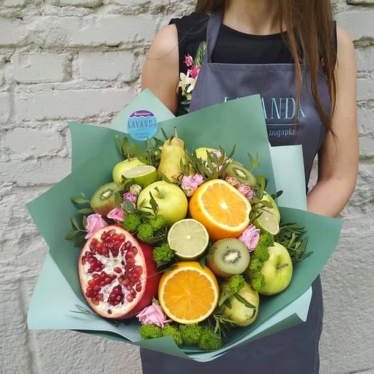 """Fruity bouquet """"Pomegranate"""""""
