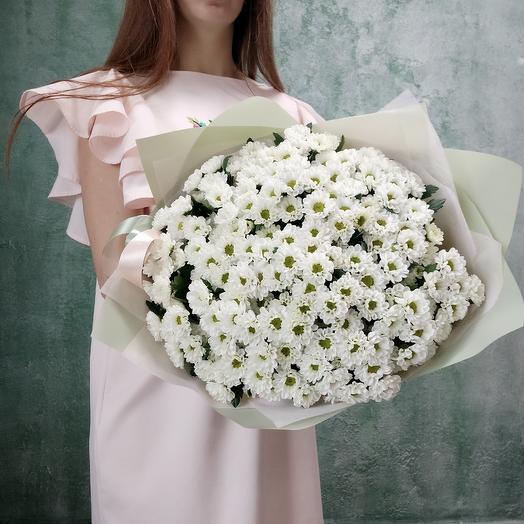 Пышный букет: букеты цветов на заказ Flowwow