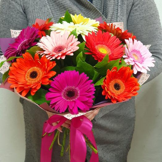 Букет 158: букеты цветов на заказ Flowwow