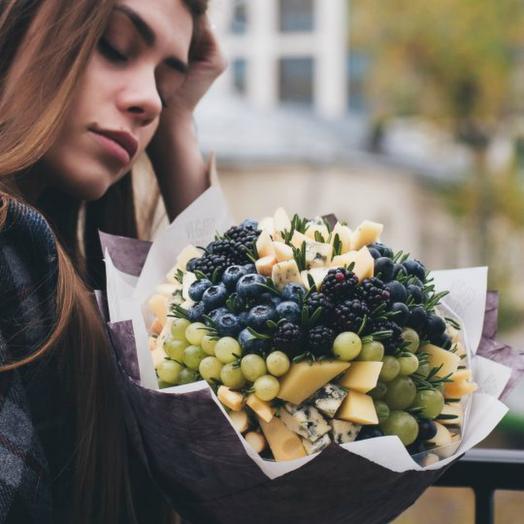 Food-букет 13: букеты цветов на заказ Flowwow