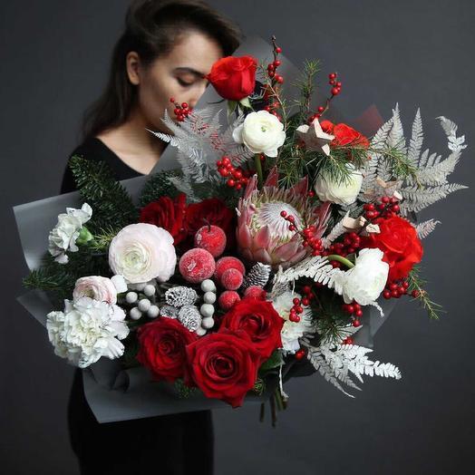 Шерил: букеты цветов на заказ Flowwow
