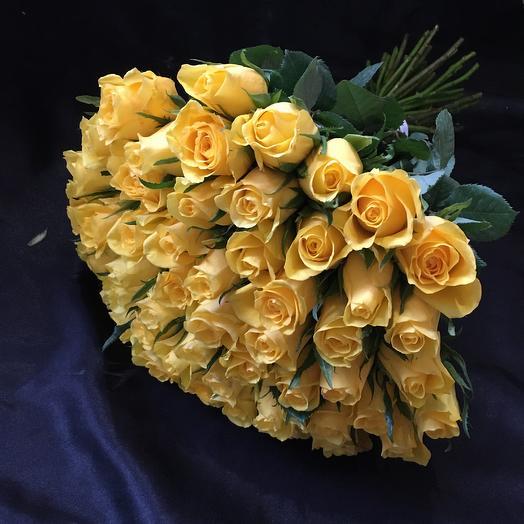 Яркий 1: букеты цветов на заказ Flowwow