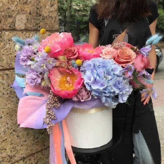 Морской ветер: букеты цветов на заказ Flowwow