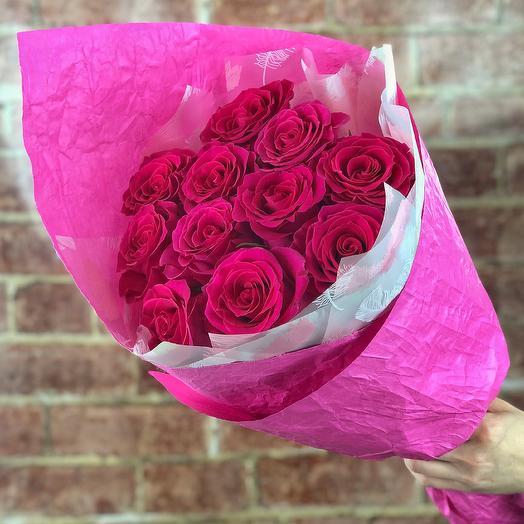 11 роз Gotcha