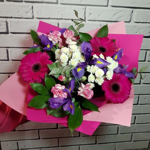 """Букет """" Мериданс"""": букеты цветов на заказ Flowwow"""