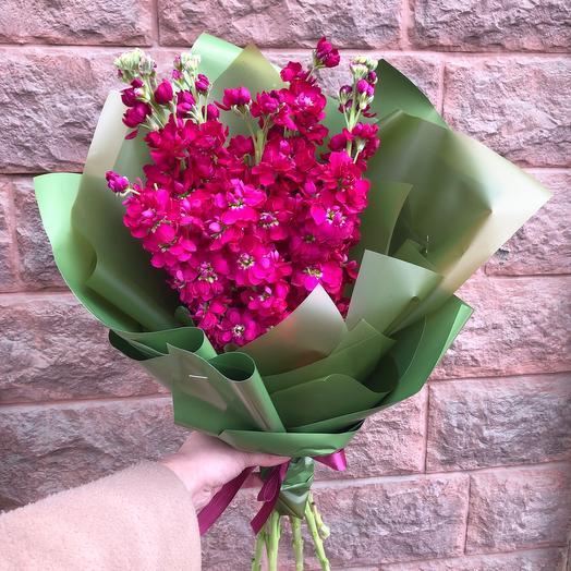 Моно Маттиола: букеты цветов на заказ Flowwow