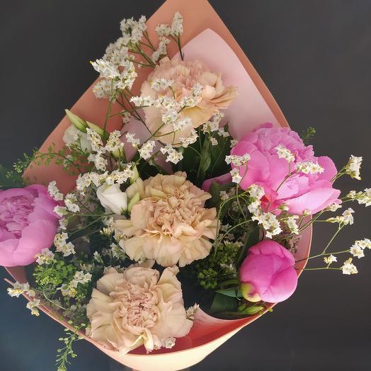 """Букет 1526 """"Очарование"""": букеты цветов на заказ Flowwow"""