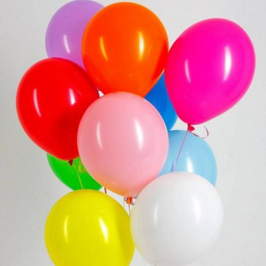 Геливые воздушные шары