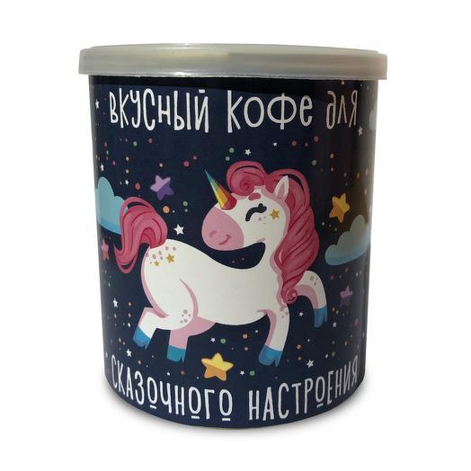 """Кофе-консервы """"Вкусный кофе для сказочного настроения"""""""