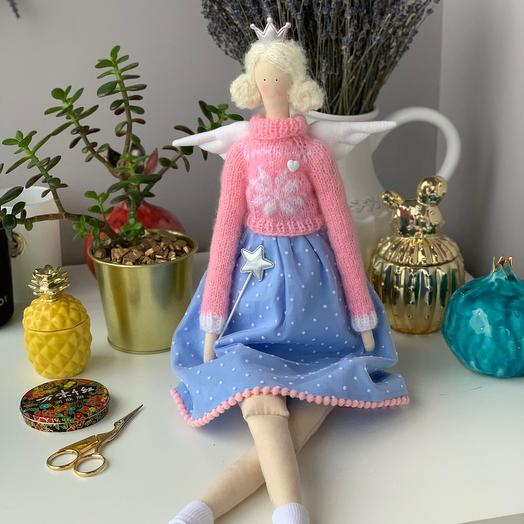 Интерьерная кукла Тильда - Полетта