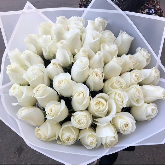 Ароматные розы 80см